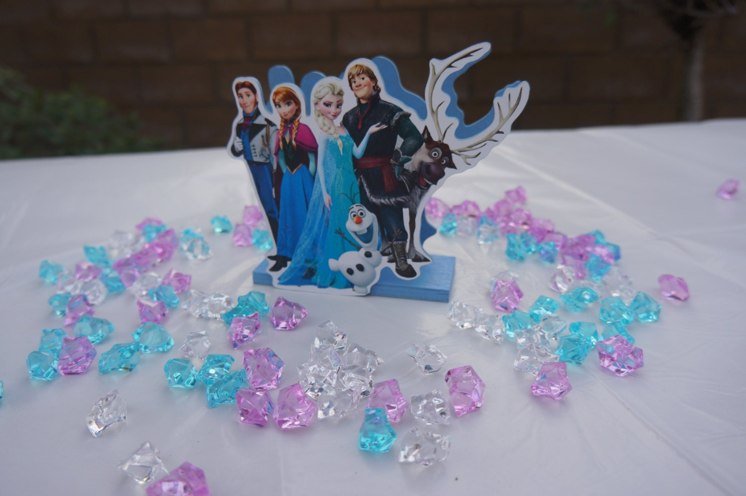 Frozen Cake Decoration Images : Frozen Cake Decorating Ideas Party Invitations Ideas