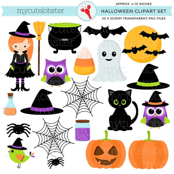 free small halloween clip art - photo #7