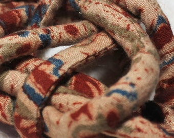 India Kalamkari fabric cord i6