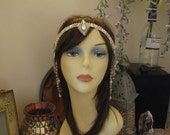 Commission for julialovesjames Art Deco Headdress