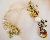 Pirate Style Spoonies Necklace