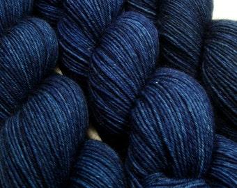 LOTR sock yarn ANDUIN hand dyed fingering weight sw wool nylon 3.5oz 460 yards