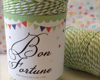 Lime Thick Bakery Balloon Twine Spool