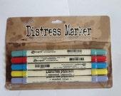 BOARDWALK Tim Holtz - Distress Marker Pens Set of 5
