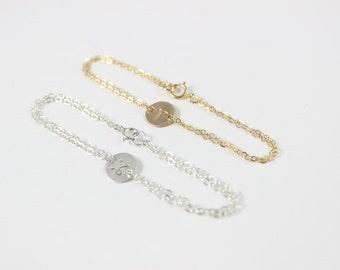 Zodiac Charm Bracelet: Aries, Taurus, Gemini, Cancer, Leo, Virgo, Libra, Scorpio, Sagittarius, Capricorn, Aquarius