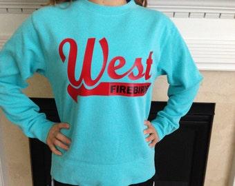 Customized Comfort Colors Crew Sweatshirt