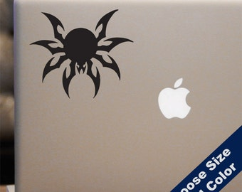 Wicked Spider Decal - for Laptop, Car