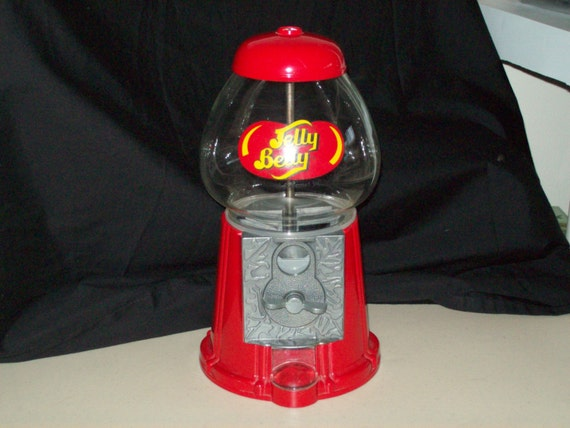 Vintage jelly belly bean machine