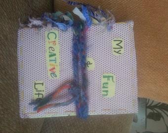 My Fun & Creative Life Bucket List Journal