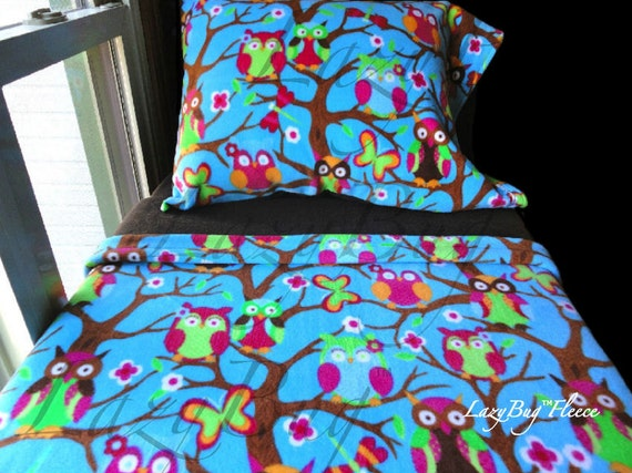 Owl Toddler Bed Sheets