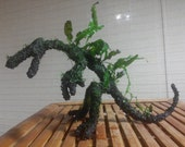 Mosszilla Monster great for shrimp and fish
