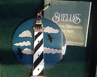 1st Edition Shelia's Historical Ornament Collection - Cape Hatteras Light