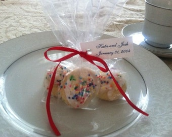 Italian Love Knots Wedding Favors