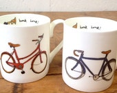 I Like Cycling - Bike Mug