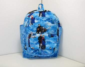 Friends From The Frozen North Preschool Backpack