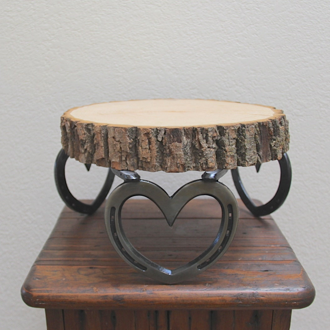 Wedding Cake Stand Base Cupcake Stand By BlacksmithCreations