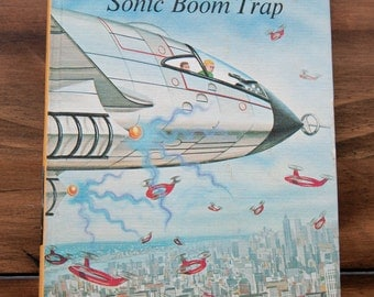 Tom Swift and His Sonic Boom Trap Jurnal