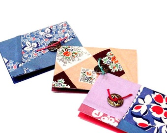 Patchwork Fabric Tags, Vintage Shabby Feedsack Gift Cards, Prim Old Cutter Quilt Hang Tags, Place Setting Cards itsyourcountry