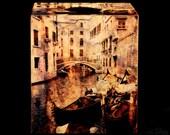 Tissue Box Cover Gondolas and Bridge