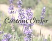 Custom Order for lyndseyrainer - Wedding Signs