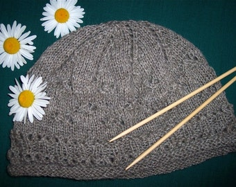 Knitting Pattern for a hat
