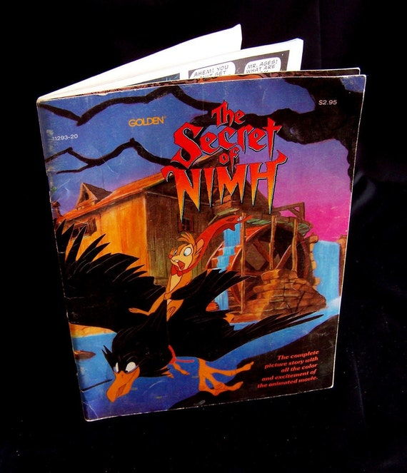 Secret of the nimh book