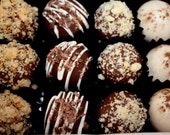 Cake Truffle Assortment, Your Choice of up to Four