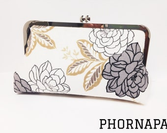 SALE Cheri Panther Clutch Ready to Ship