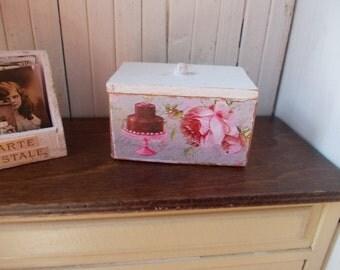 shabby chic box, 1.12