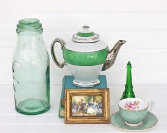 Vintage 1920'S MCCORMICK BANQUET Teapot