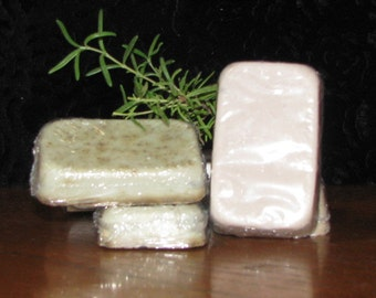 Lavender Rosemary with Goats Milk