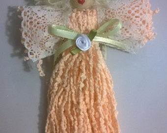 Christmas Angel Ornament New Baby Angel By