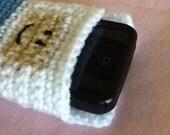 SALE Adventure Time Finn Cell Phone Cozy