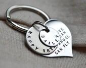 Sweet Sixteen Key Chain - Customize - Personalize