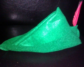 Peter Pan Favor Hat