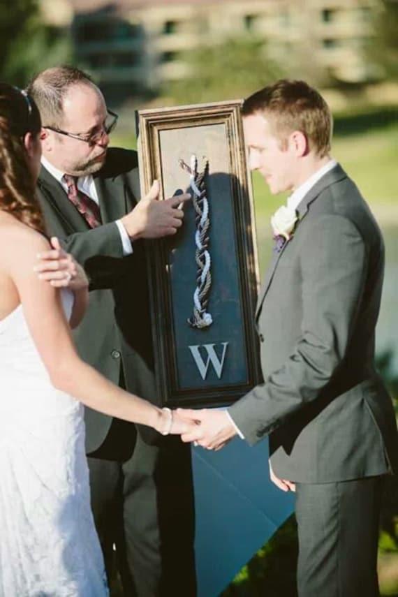 Unity wedding braid marriage braid cord of three strands