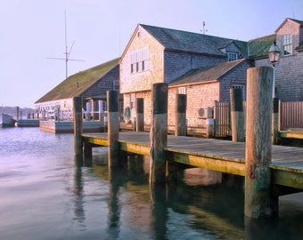 Edgartown, sunrise, Martha's Vineyard Fine Art Print