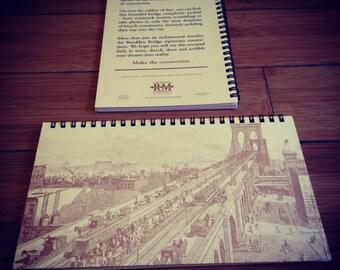Brooklyn Bridge Spiral-Bound Notebook