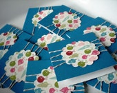 Christmas Mini-Cards-Set of 10 with Envelopes