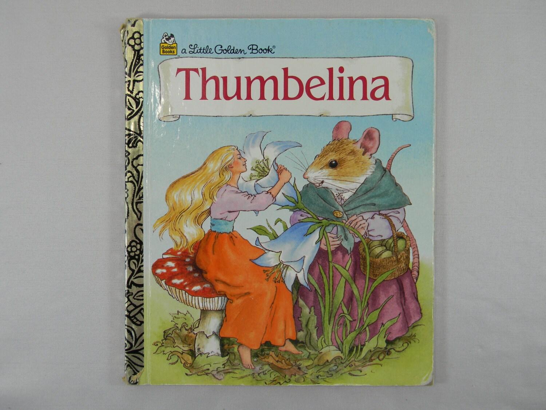 Thumbelina activities