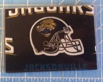 Card Case, Jacksonville Jaguars Credit Card Case, Credit Card Holder, Debit card case