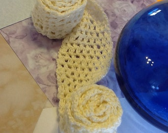 Lightweight Crochet Scarf