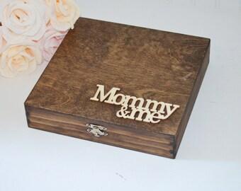 Mommy and Me Keepsake Box