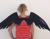 Angel, anime, pony cosplay costume dress up wings.