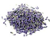 Organic Lavender Flowers 1oz.  From France.