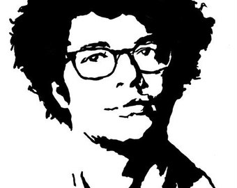 Richard Ayoade Painting Art Print