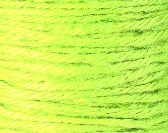 2mm Green colored Hemp Cord - Packaging string - Macrame hemp cord - Hemp thread - 10 feet (1428) - Flat rate shipping