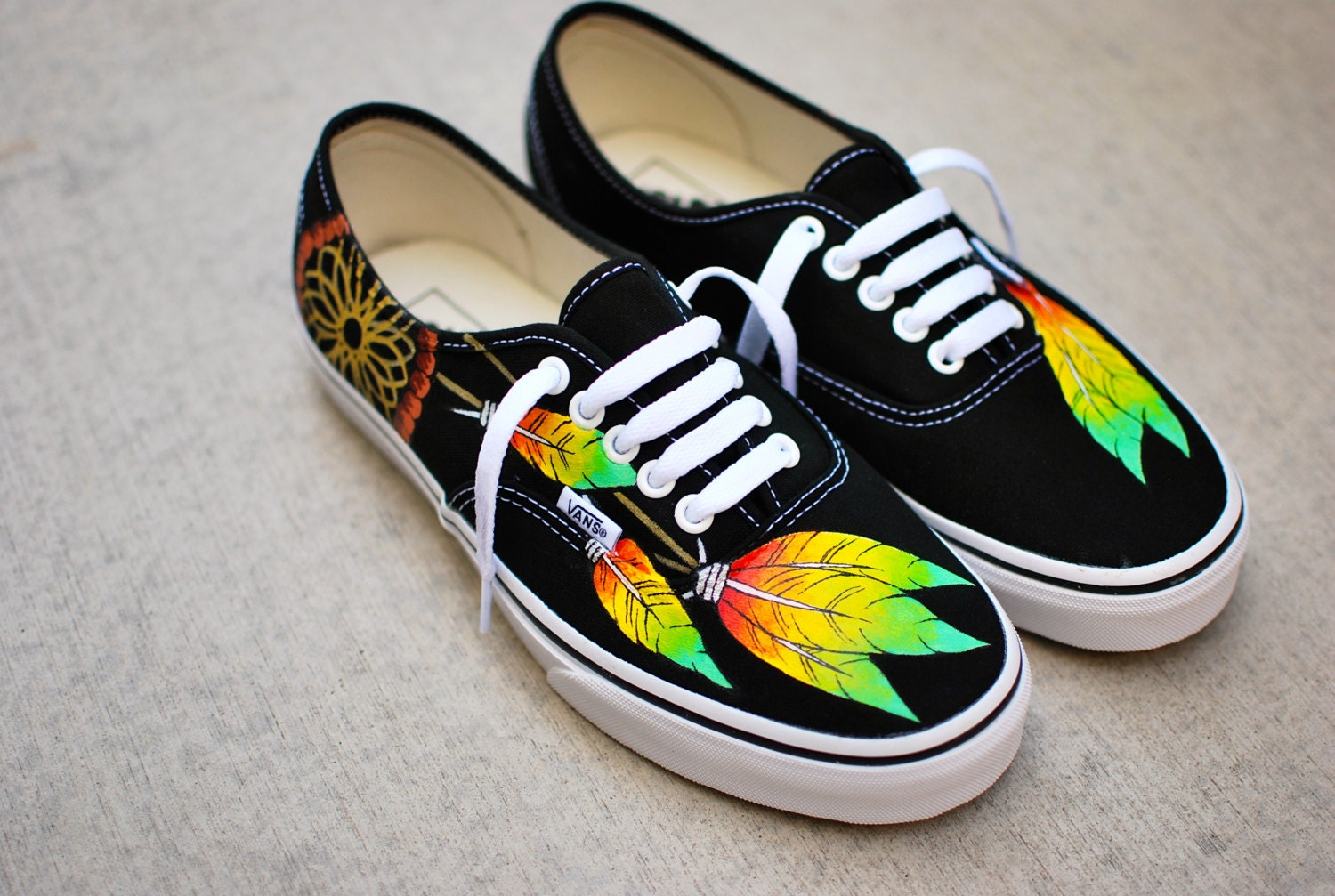 Buy Vans Authentic Custom