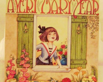 "Mary Engelbreit 2005 Wall Calendar ""A Very Mary Year"""