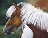 Art - Horse Painting - Oil Painting - Original Horse Painting - Horse Art - Horse